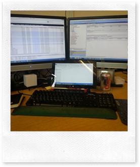 My Office Desktop