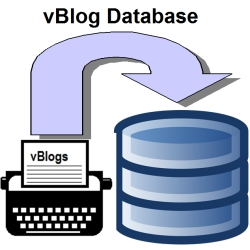 Check out the vBlog Database